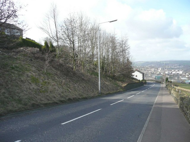 Dewsbury Road, Elland