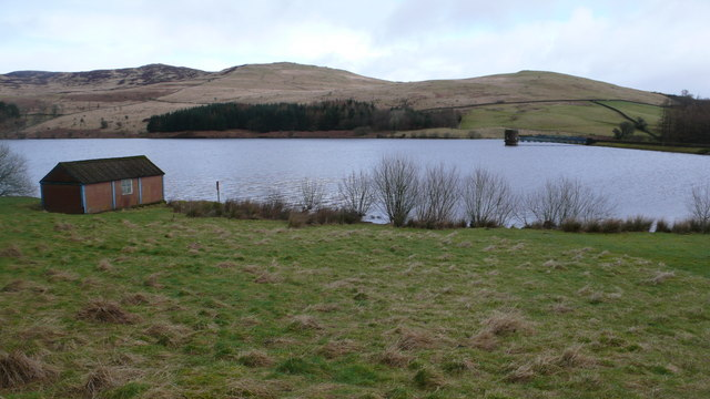 Glenkiln Reservoir