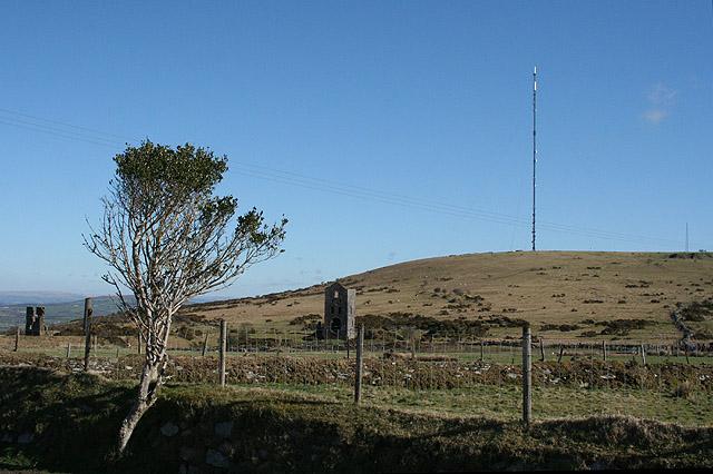 Linkinhorne: Wheal Jenkin, Caradon Hill