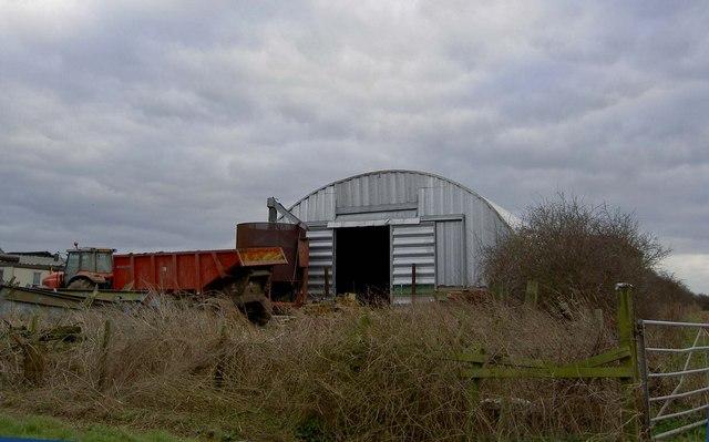 Barn at Wood Nook Farm