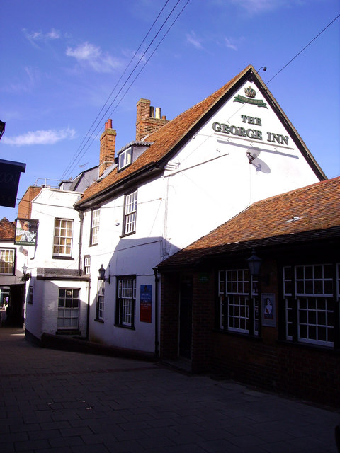Andover - The George Public House