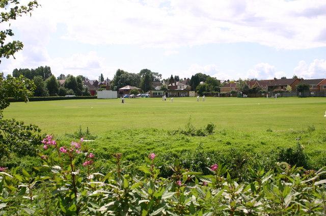 Buckingham cricket ground