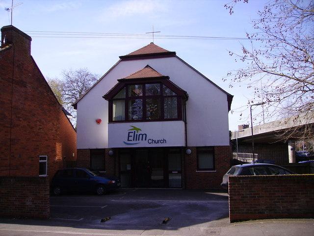 Andover - Elim Church