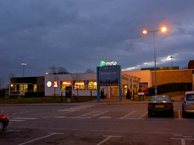 Severn View Moto motorway services