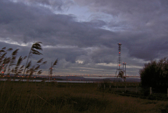 Twilight at Aust Warth