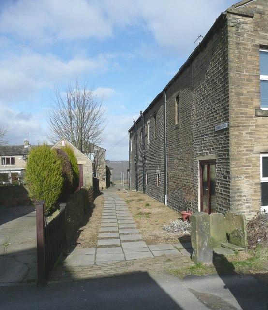 Common Road, Bean Street, Upper Edge, Elland