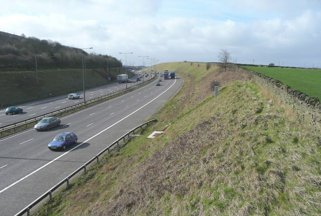 The M62, Fixby