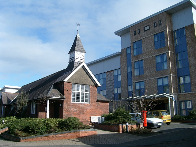 University of Cumbria, Fusehill Street Chapel