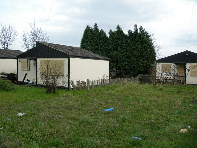 Prefabs, Cuxton Road, Strood