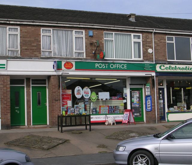 Woodlands Post Office - Stutton Road