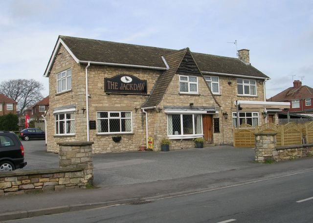 The Jackdaw - Stutton Road