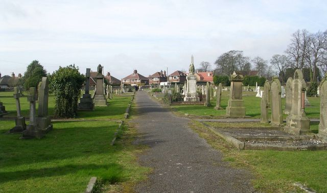 Tadcaster Cemetery - Leeds Road