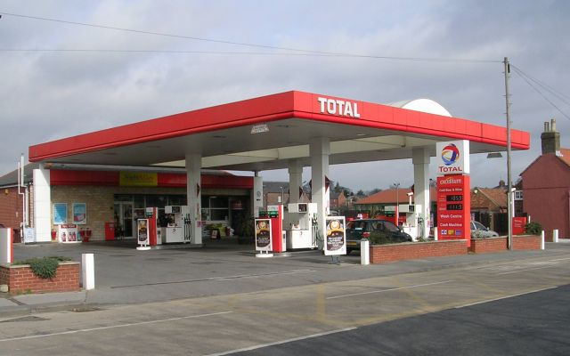 Total Filling Station - Leeds Road