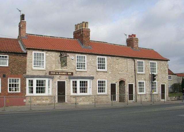 Fox & Hounds Inn - Leeds Road