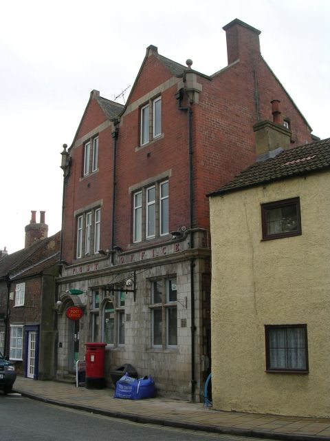 Tadcaster Post Office - Westgate