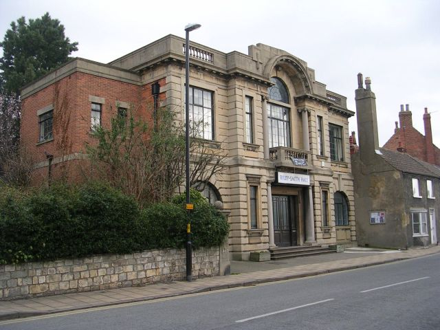 Riley-Smith Hall - Westgate