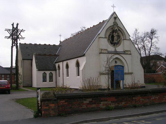 St Joseph's Catholic Church - St Joseph's Street