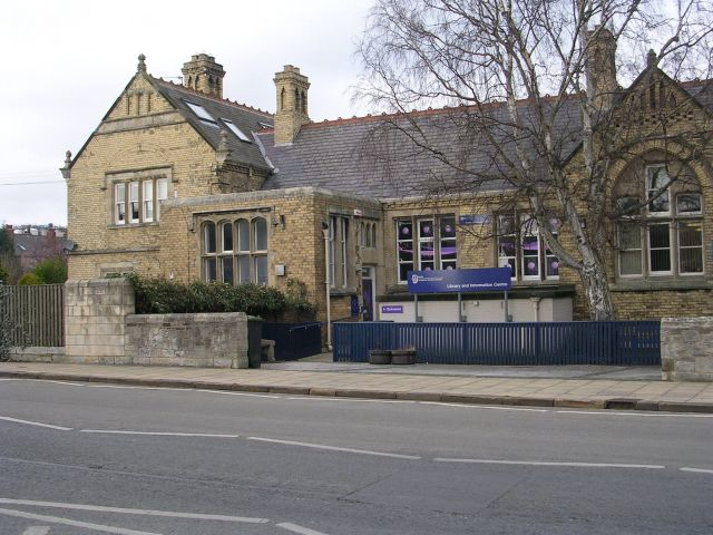 Tadcaster Library - Station Road