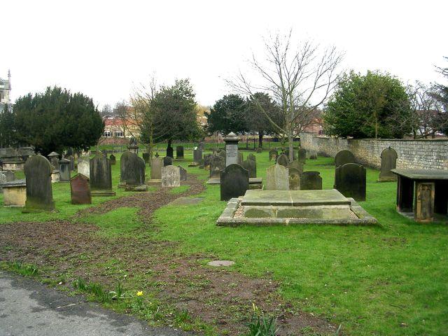 St Mary's Graveyard - Kirkgate