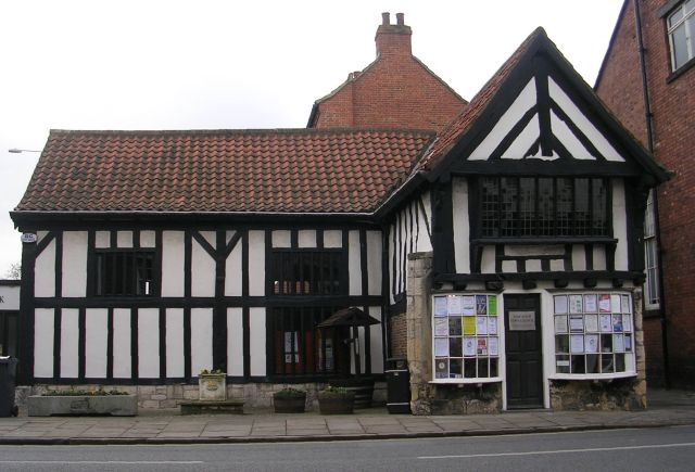 Town Council Offices - Kirkgate
