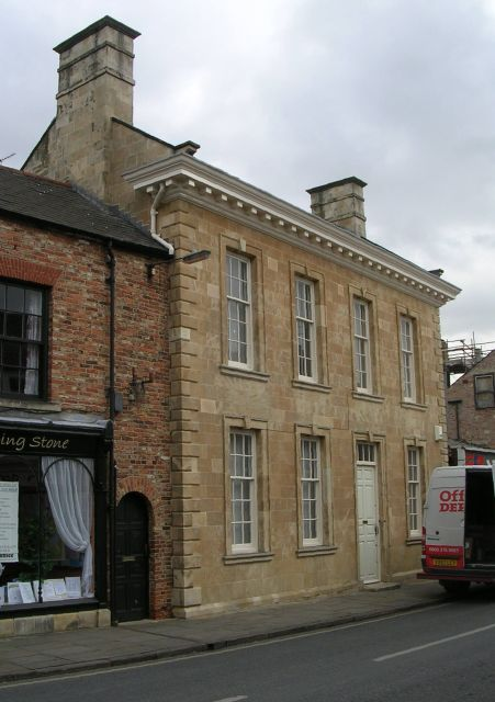 Duke of Somerset's House - Kirkgate