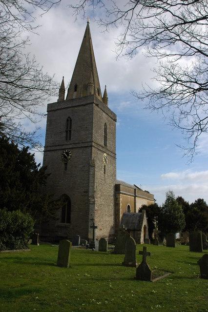 Longdon Church