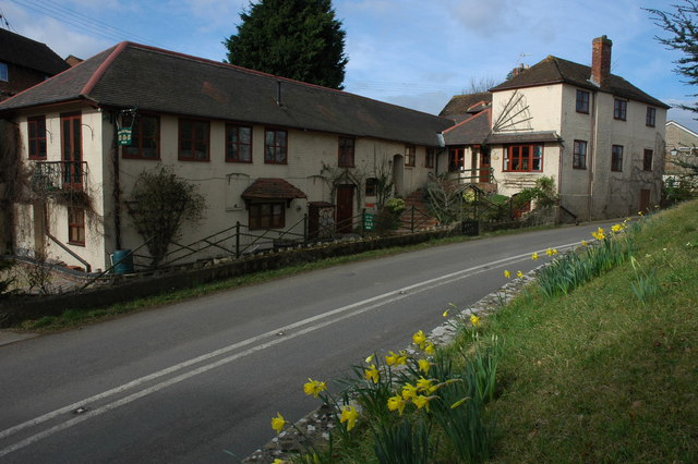 The Old Plough, Longdon