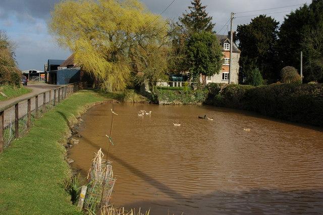 Piper's End Farm, near Longdon