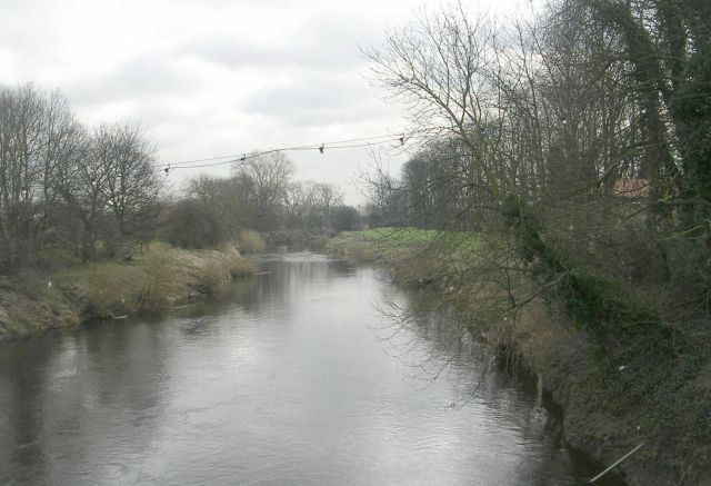 River Wharfe from Bridge Street
