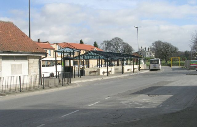 Tadcaster Bus Station - Commerial Street