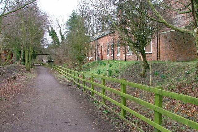 Former Pinchinthorpe Station