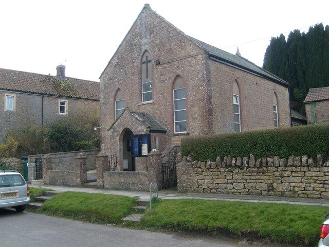 Methodist Church, Over Stratton