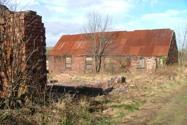 Former Workshop of the Liverton Ironstone Mine