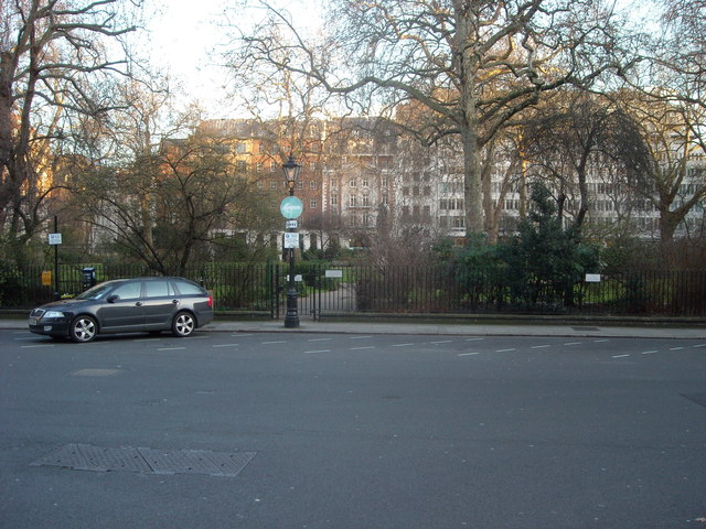 The Garden, St James's Square