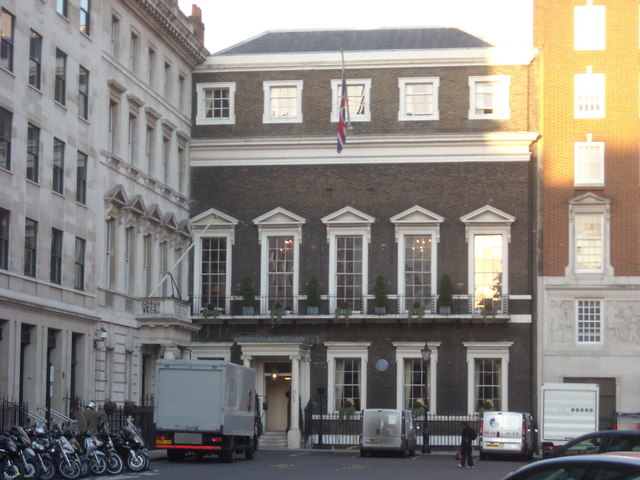 Another Gentleman's Club, St James's Square