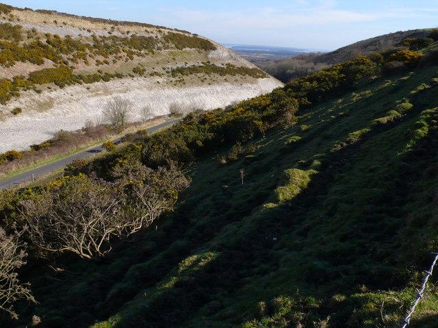 Stonehill Down quarry