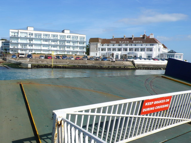 The Haven Hotel, Sandbanks