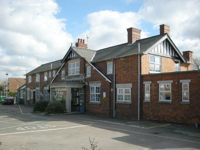 Lutterworth-Fielding Palmer Hospital