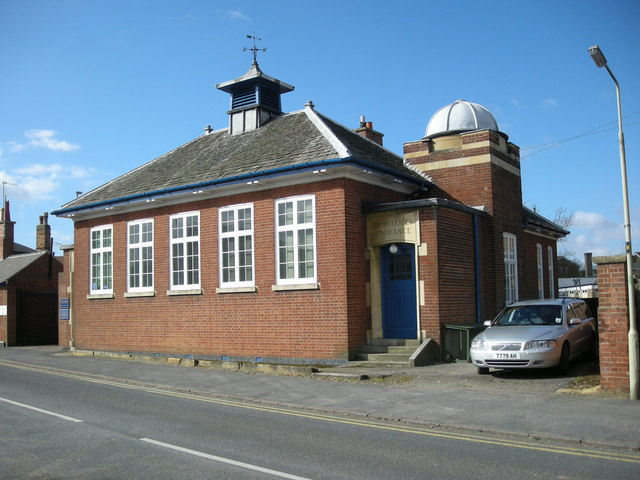 Lutterworth- Former Magistrates Court