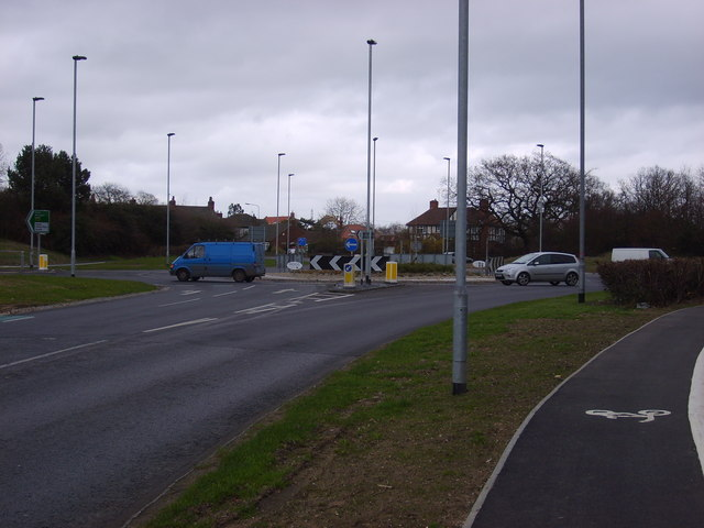 A1237 Roundabout