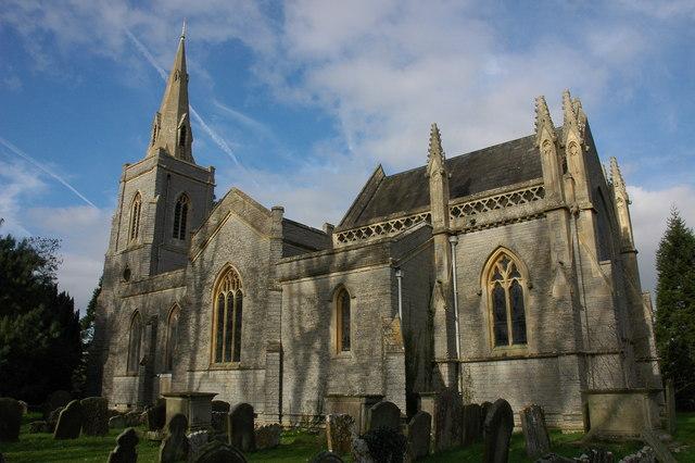 Bushley Church