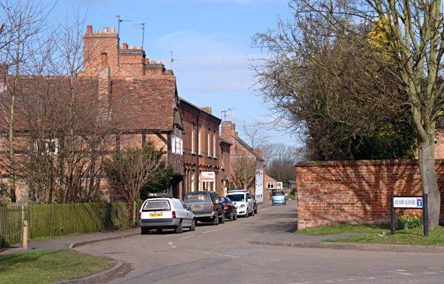 Soar Lane, Sutton Bonington
