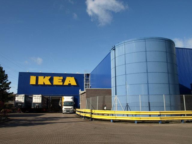 Goods in, Ikea