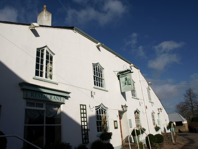 Church House Inn, Marldon