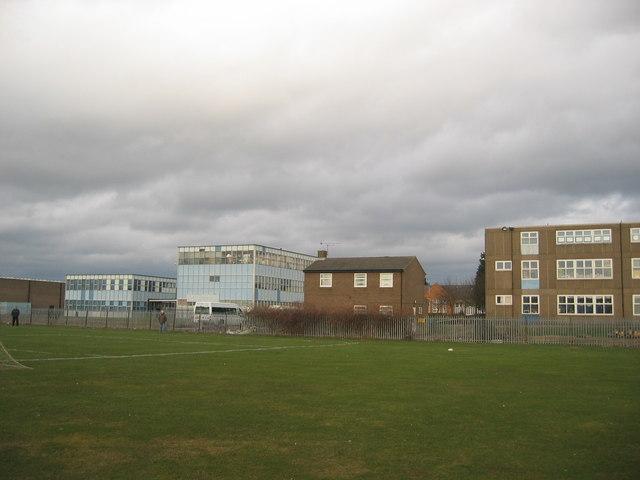 Washington School, Spout Lane