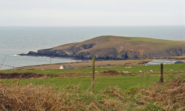 Buildings at Clyn-yr-ynys