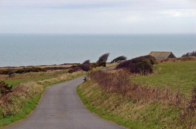 Lane to Clyn-bach