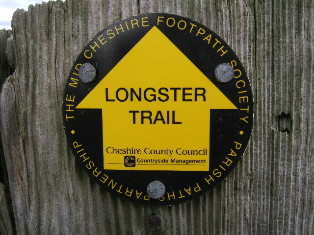 Longster Trail Sign