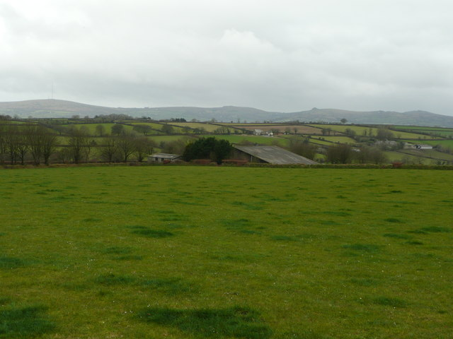 View from Tremollet Down