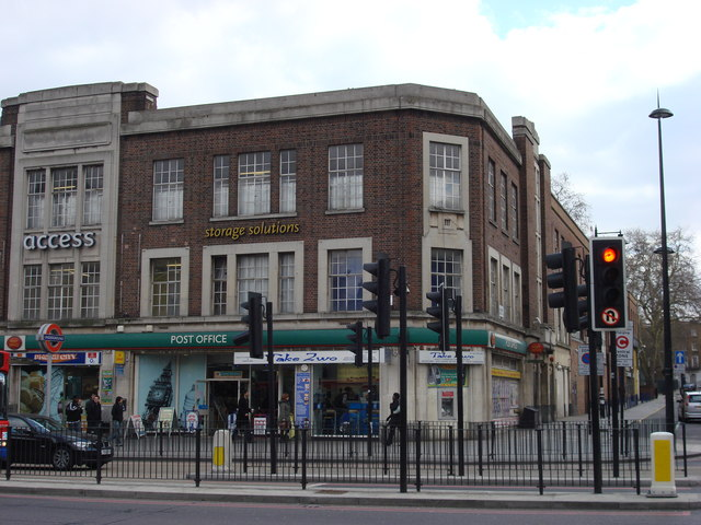 Post Office on Euston Road